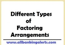 different types of factoring arrangements