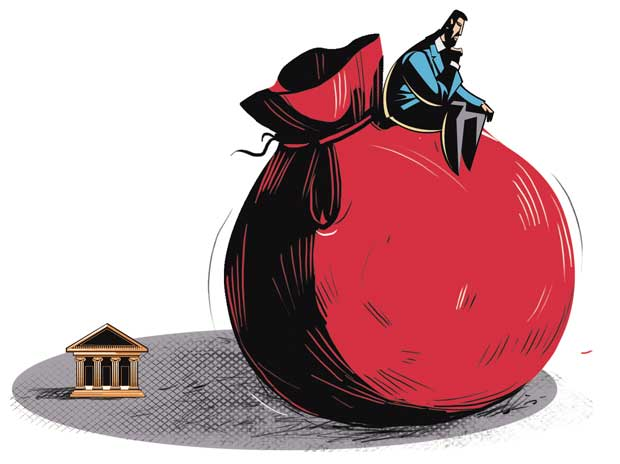 Wilful Defaulters owe 27 percent of total bad loan to SBI alone