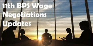 11th BPS Wage Negotiations - Revision updates