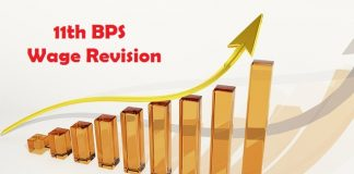 11th BPS Wage Revision Settlement