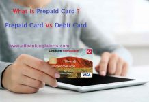 Prepaid Card Vs Debit Card