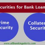 Difference between prime security and collateral security