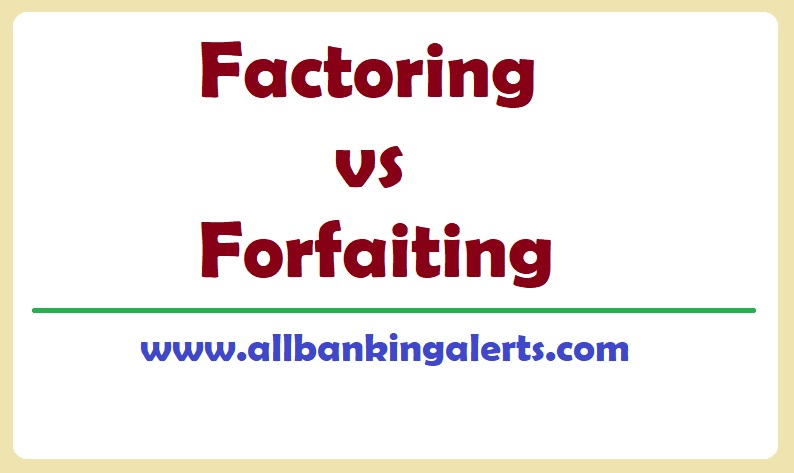 Forfaiting is the acquisition of debt obligations