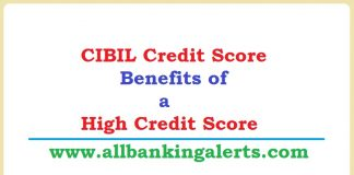 what is CIBIL credit score