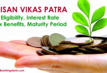 Kisan Vikas Patra Eligibility Interest Rate Tax Benefits