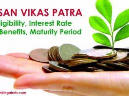 Kisan Vikas Patra Eligibility Interest Rate Tax Benefits