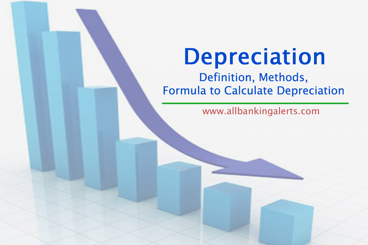 what is depreciation  u2013 definition  methods