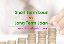 What is difference between Short Term Loan and Long Term Loan