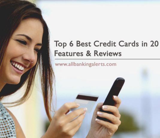 Top 6 Best Rewards Credit Cards 2018 Reviews Features