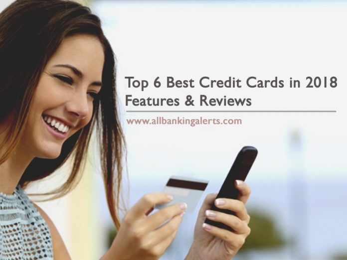Top 6 Best Rewards Credit Cards 2018 Reviews Features