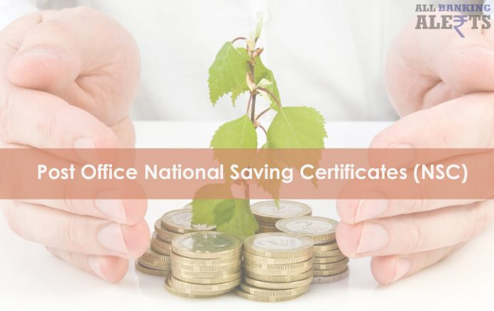 National Saving Certificates (NSC) Eligibility Investment Interest Rate Maturity