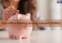 Post Office Monthly Income Scheme Eligibility Features Investment