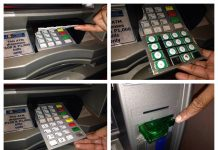 Avoid swiping your card at tampered ATM
