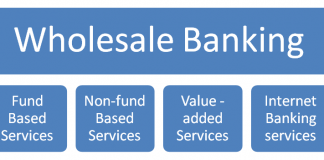 What is Wholesale Banking - Products Portfolio