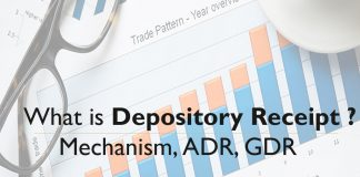 What is Depository Receipt Mechanism, ADR GDR Benefits