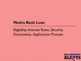 mudra loan eligibility interest rates security documents