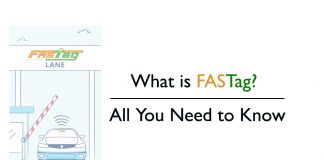 FASTag - All You Need to Know