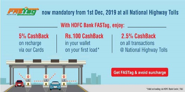 hdfc online banking recharge