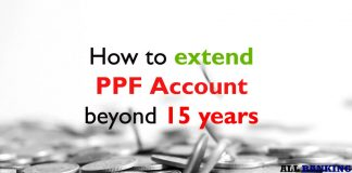 Extend PPF beyond 15 years
