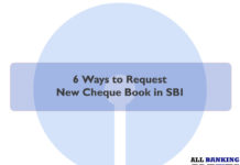 6 Simple Ways to Request New Cheque Book in SBI through SMS, Online Banking, ATM, SBI YONO App