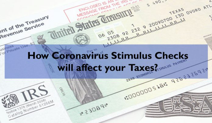 How Coronavirus Stimulus Checks will Affect your Taxes, Do I have to pay back stimulus?