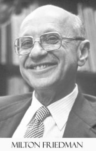 Milton Friedman - Who coined the Phrase Helicopter Money