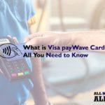 Visa Paywave Card