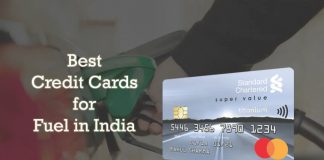 Best Credit Cards for Fuel in India